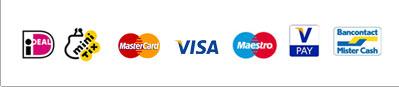 Betaalmogelijkheden logo