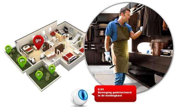 Fibaro Motion Sensor www.xura.nl FIB-FGMS-001
