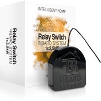 Fibaro relay 2.5