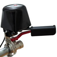 Popp FlowStop Gas Water Afsluiter