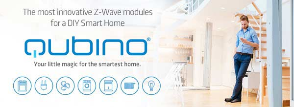 Qubino Z-Wave plus modules