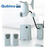 Qubino Z-Wave Weerstation ZMNHZD1 met 10 Sensoren