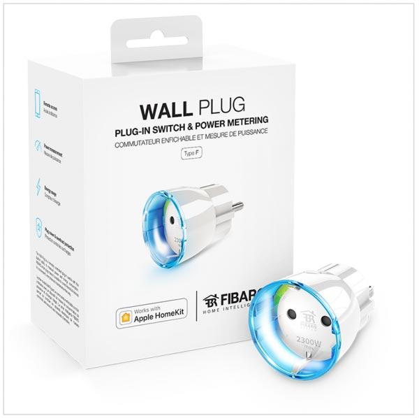 Wall Plug HomeKit Fibaro verpakking