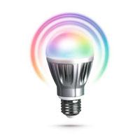 Zipato RGBW E27 Ledlamp