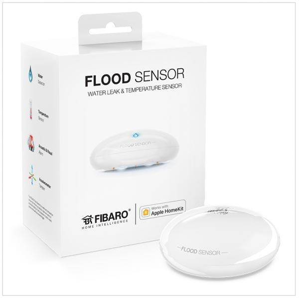 Fibaro flood sensor homekit verpakking