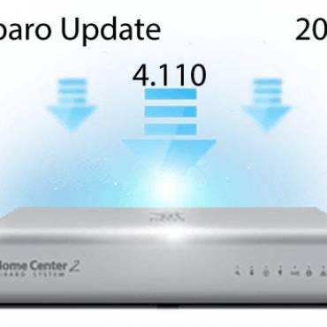 Fibaro 4110 Software Update 2017