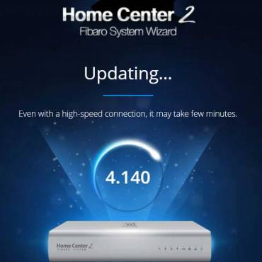 Fibaro Software Update 4.140